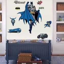 "STENSKA NALEPKA ""BATMAN"" ( 60 * 90 cm )"