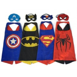 KOSTUM -OGRINJALO SPIDERMAN ,SUPERMAN, CATWOMAN