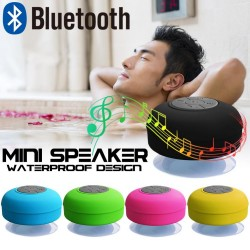 ZVOČNIK ZA POD TUŠ ( HIFI WIRELESS BLUETOOTH 3.0 ) ČRN