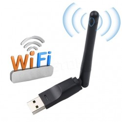 WI- FI USB ADAPTER ,150 Mbps USB 2.0-ADAPTER Z VRTLJIVO ANTENO