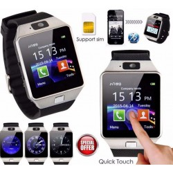SMART WATCH TOUCH SCREEN -PAMETNA URA S KAMERO  -DZ09-GARANCIJA 1 LETO!