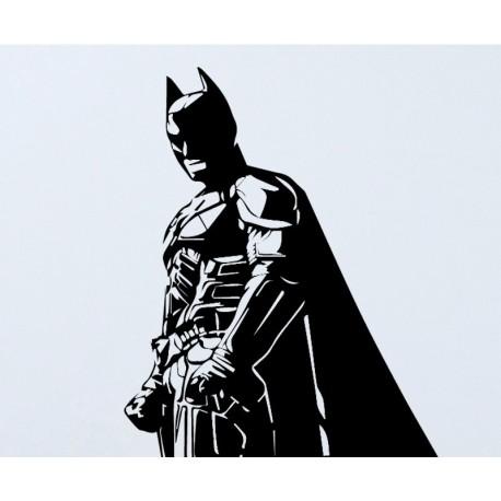 "STENSKA NALEPKA "" BATMAN  IV """