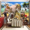 "FOTOTAPETA "" HAPPY ANIMALS "" ( 140*70 cm )"