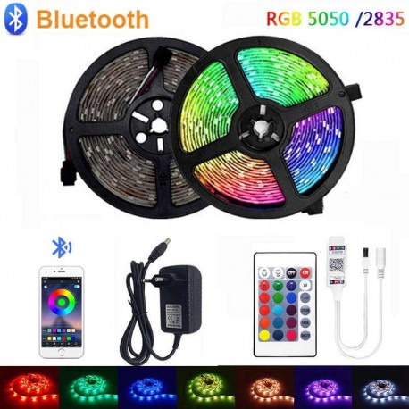 5 M LED TRAK RGB 2835 BLUETOOTH ( GARANCIJA ! )
