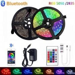 5 M LED TRAK RGB 2835 BLUETOOTH ( GARANCIJA! )