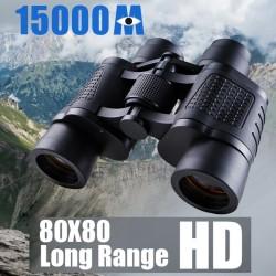 DALJNOGLED 80 x 80,15 000m, HD,nočni vid ( GARANCIJA ! )