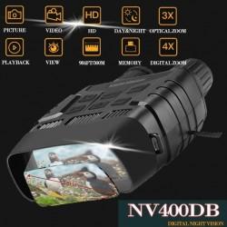 NV400 DB HD DIGITALNI DALJNOGLED,NOČNI VID Z IR KAMERO,LCD ZASLON ( GARANCIJA ! )