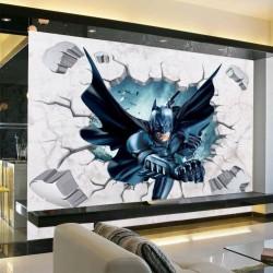 """STENSKE NALEPKE """" BATMAN II """"  ( 40*60 cm )"""