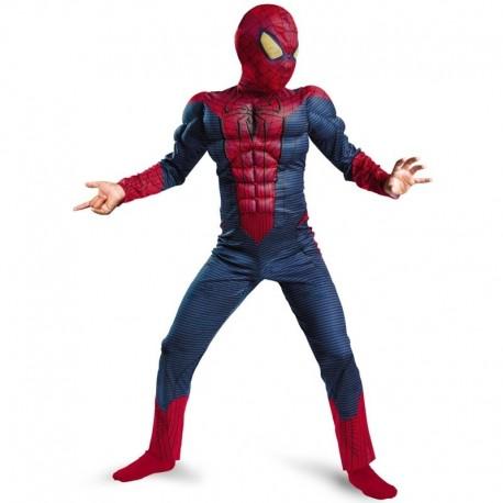 "3 D KOSTUM "" SPIDERMAN """