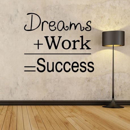 "STENSKA NALEPKA "" SUCCESS"""