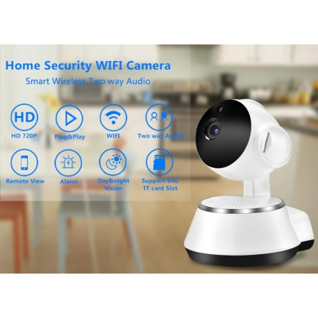 MINI VIDEO KAMERA CCTV 720P HD WIFI IP  /NIGT VISION ( GARANCIJA )